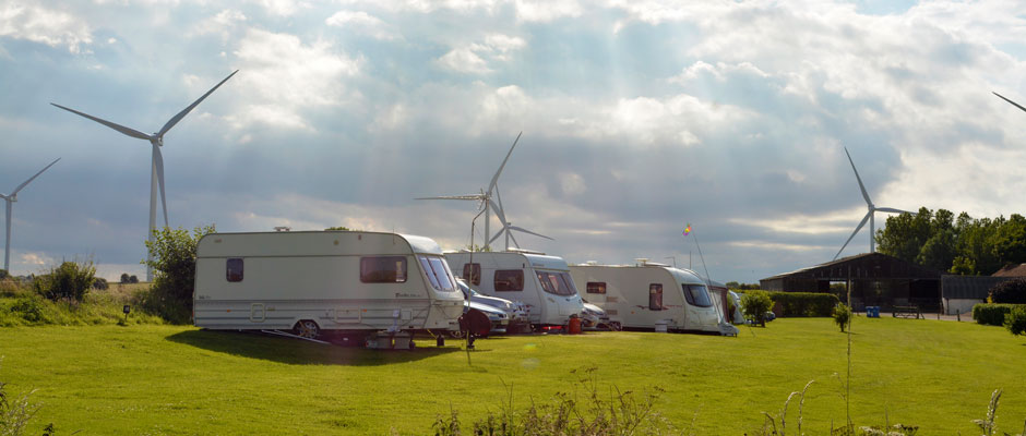 Caravan Pitches