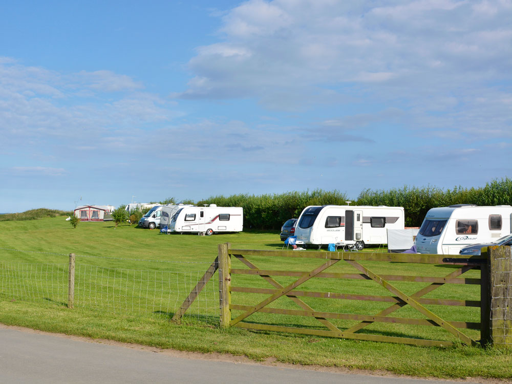 Caravan Site - Fraisthorpe Beach
